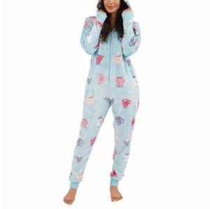 Munki Munki Mug hooded Pajamas